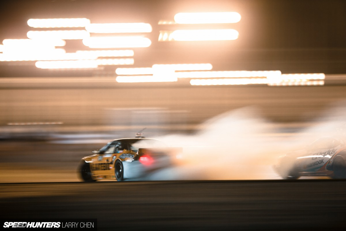 Moments In Time: Formula Drift Texas