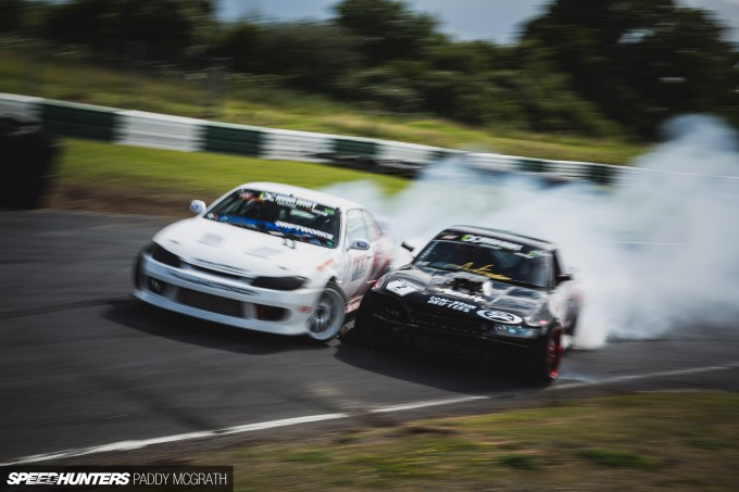 2015 Low Brain Drifters PS13 V8 PMcG-19