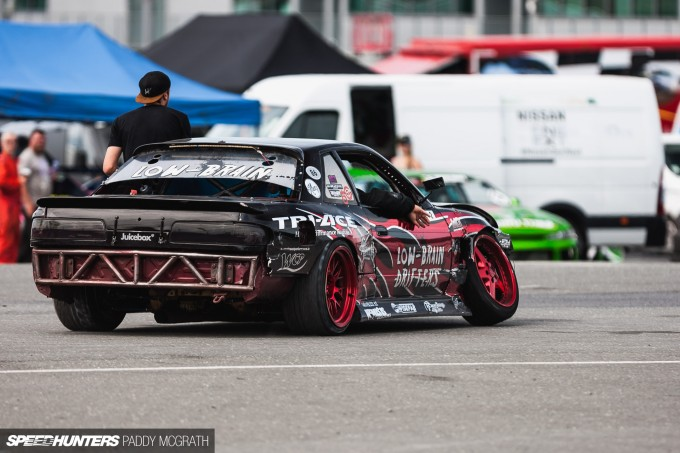 2015 Low Brain Drifters PS13 V8 PMcG-2