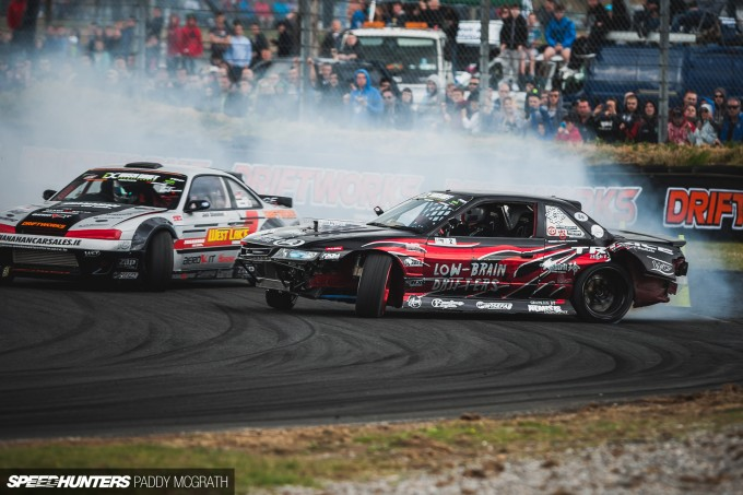 2015 Low Brain Drifters PS13 V8 PMcG-22