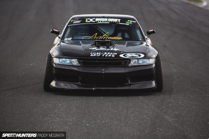 2015 Low Brain Drifters PS13 V8 PMcG-42