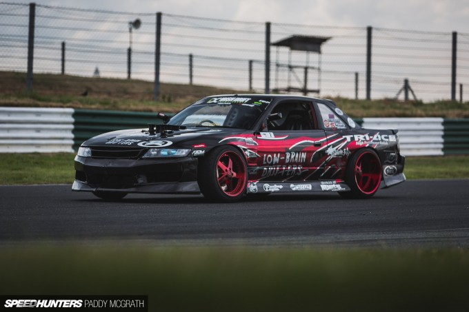 2015 Low Brain Drifters PS13 V8 PMcG-43
