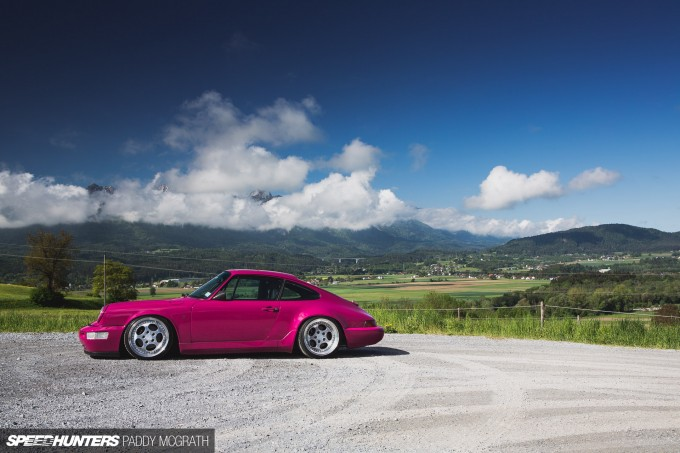 Milestone 71 Porsche 964 by Paddy McGrath-1