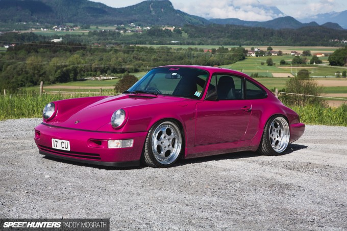 Milestone 71 Porsche 964 by Paddy McGrath-2