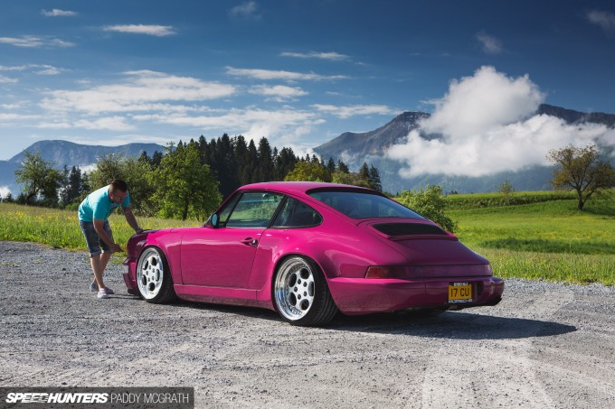 Milestone 71 Porsche 964 by Paddy McGrath-3