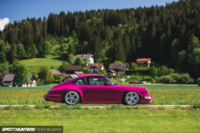 Milestone 71 Porsche 964 by Paddy McGrath-42