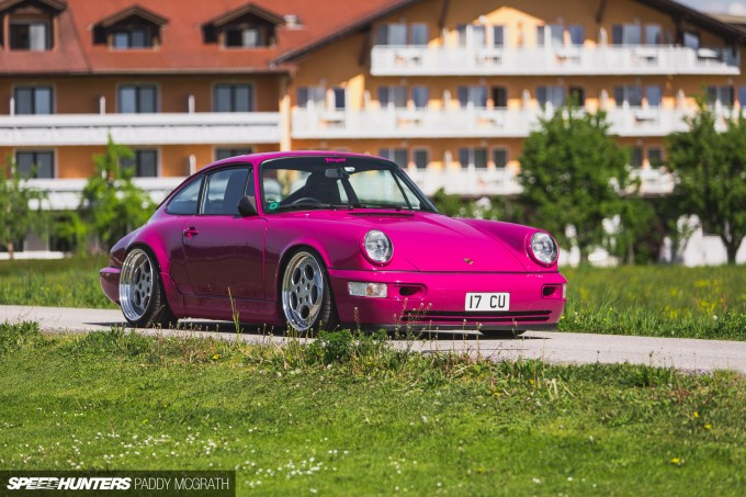 Milestone 71 Porsche 964 by Paddy McGrath-44