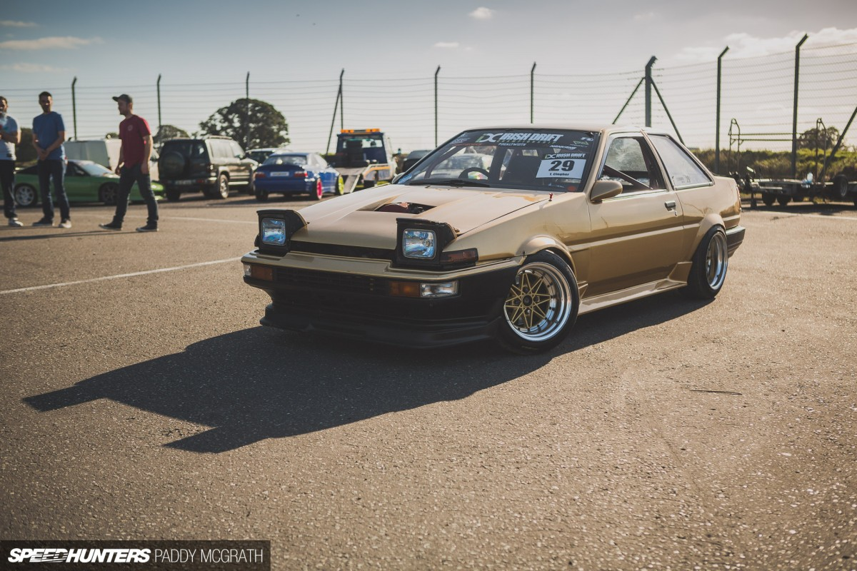 Damn That S A Good Looking Drift Car Speedhunters