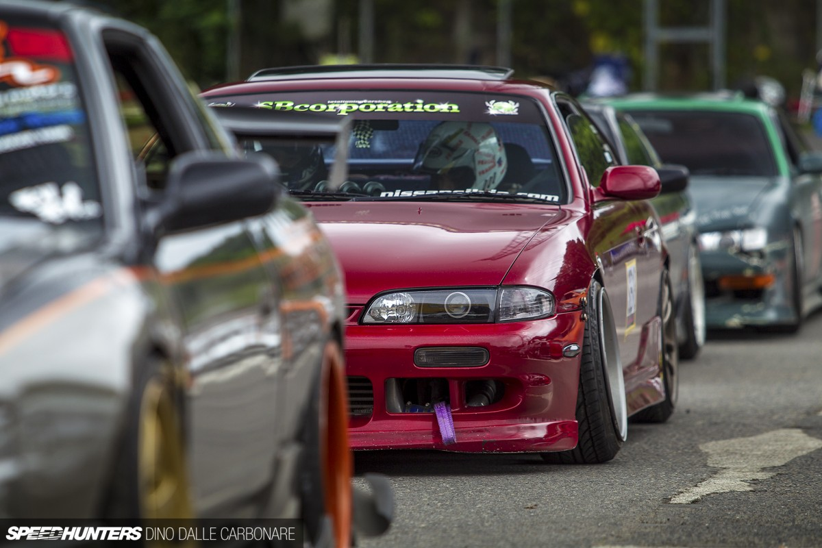Grassroots Drifting: Japanese Style