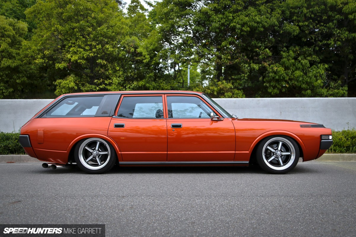 The Japanese Muscle Wagon - Speedhunters