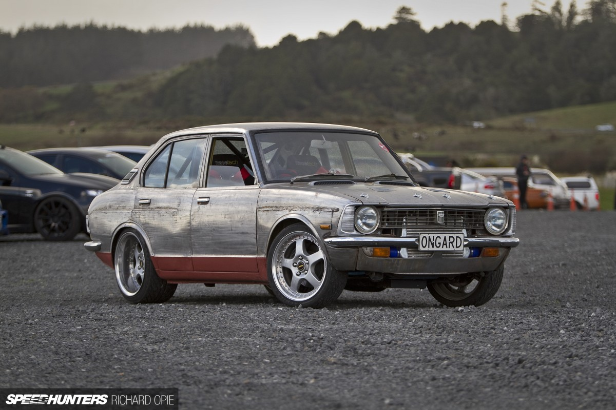 Laid Bare & Boosted:</br> A Corolla Streetfighter