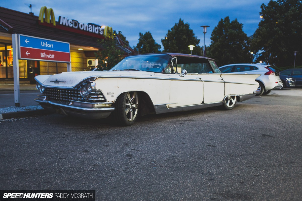 Second Life:</br> A '59 Buick With A HeartTransplant