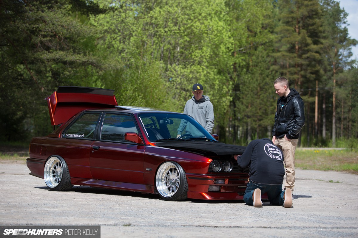 M3 Purists Run For The Hills Speedhunters