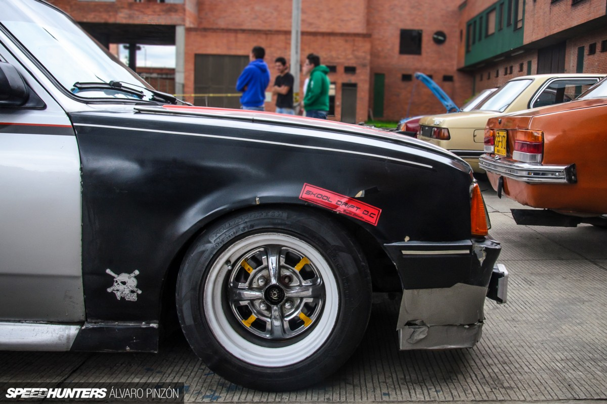 A k Inside Colombian Car Culture - Sdhunters