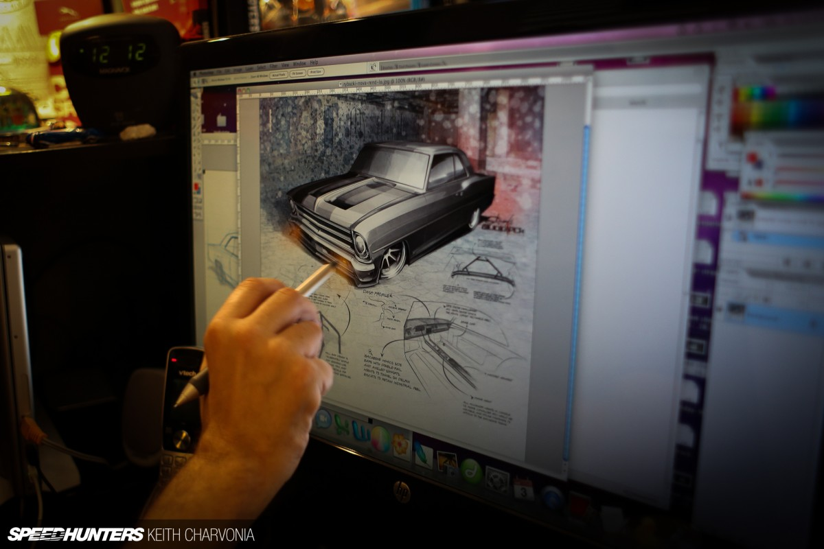 #IAMTHESPEEDHUNTER:</br> We Want Your Automotive&nbsp;Art
