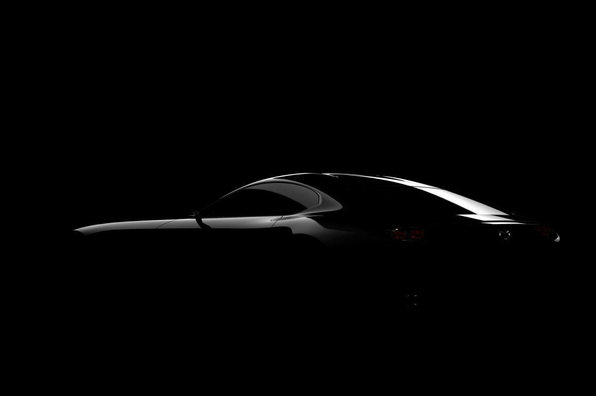 Rotary Return? Mazda Announces A New Sports Car