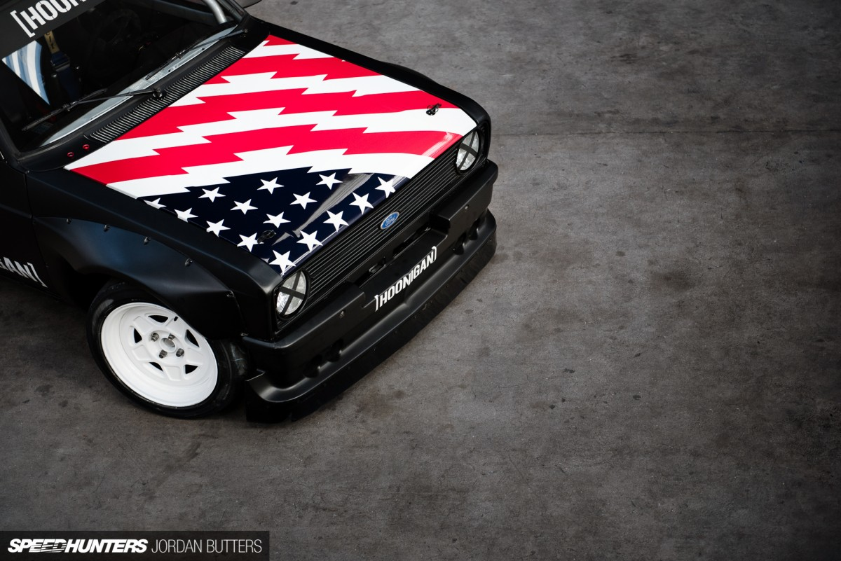 Hoonigan Escort >> Ken Block's Hoonigan Ford Escort Mk2 RS - Speedhunters