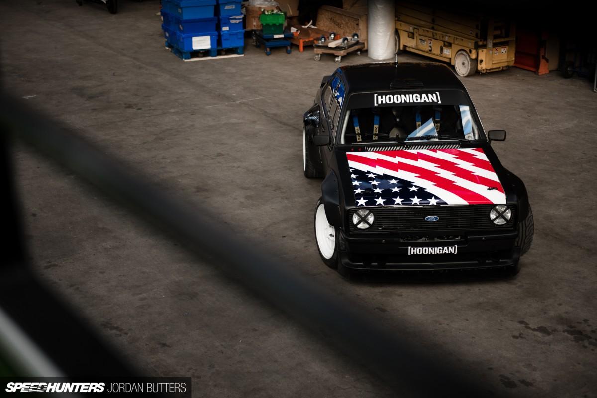 Hoonigan Escort >> Ken Block's Hoonigan Ford Escort Mk2 RS - Speedhunters