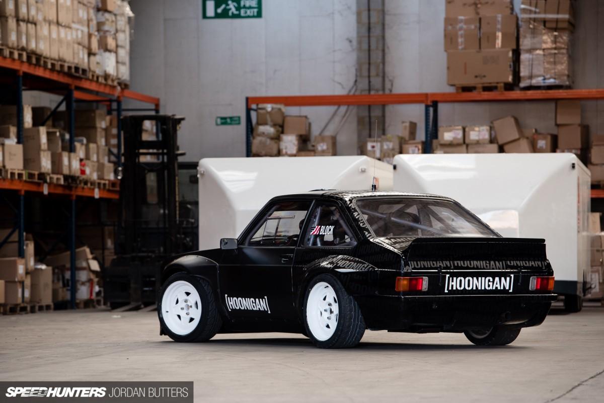 Ken Block\'s Hoonigan Ford Escort Mk2 RS - Speedhunters