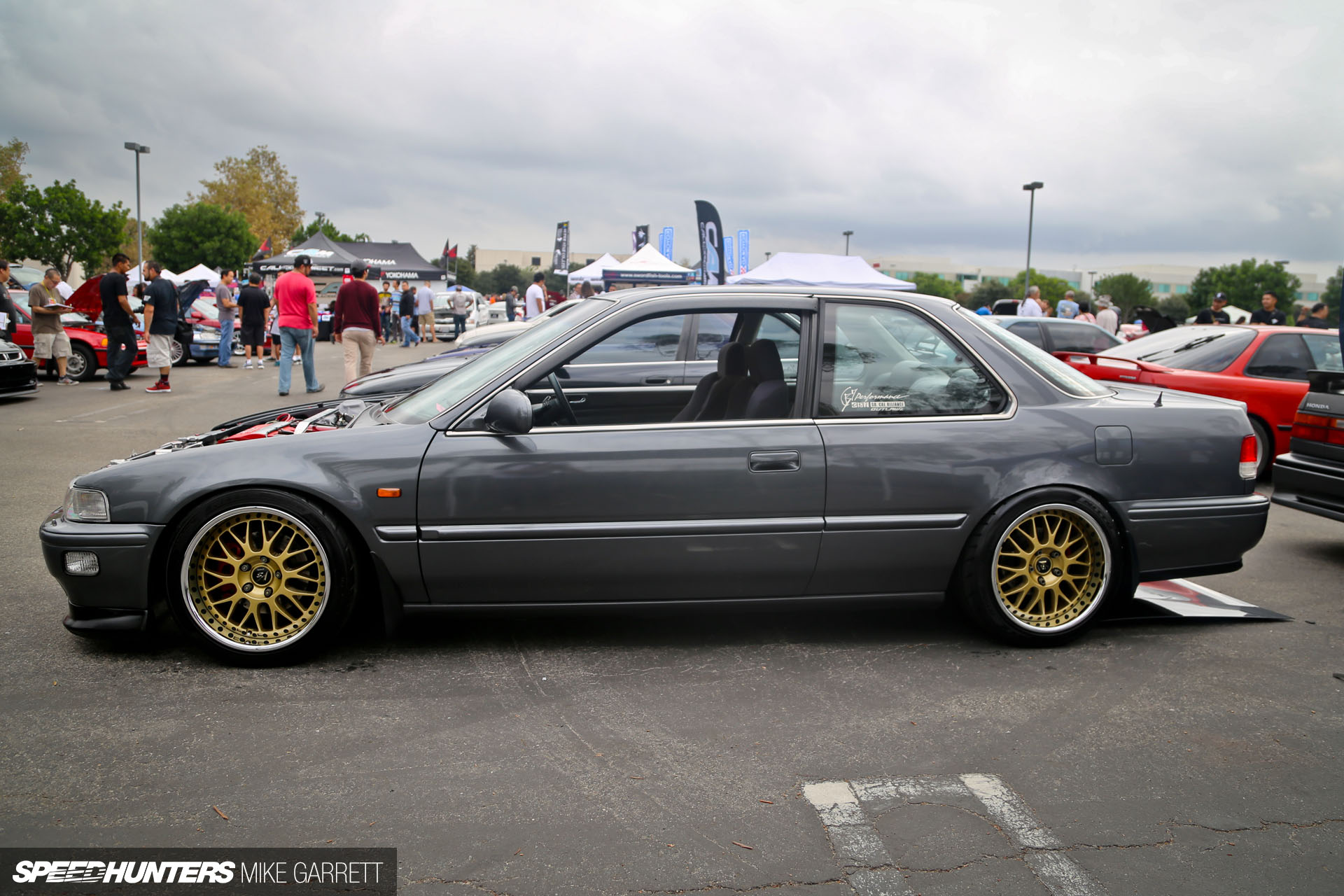 How To Build An Accord - Speedhunters