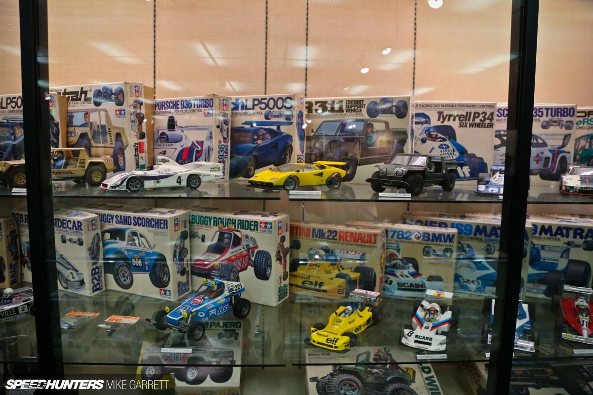 Hobby History The Tamiya Museum Speedhunters