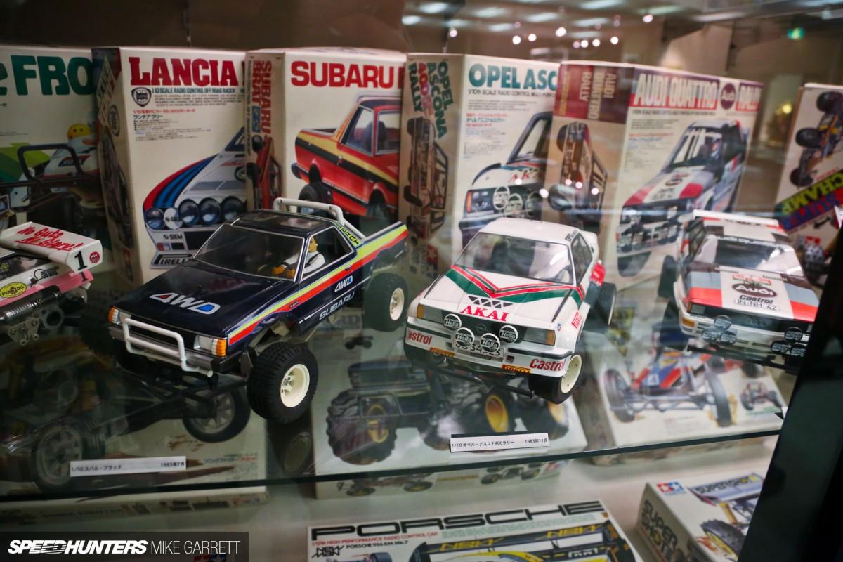 Hobby History: The TamiyaMuseum