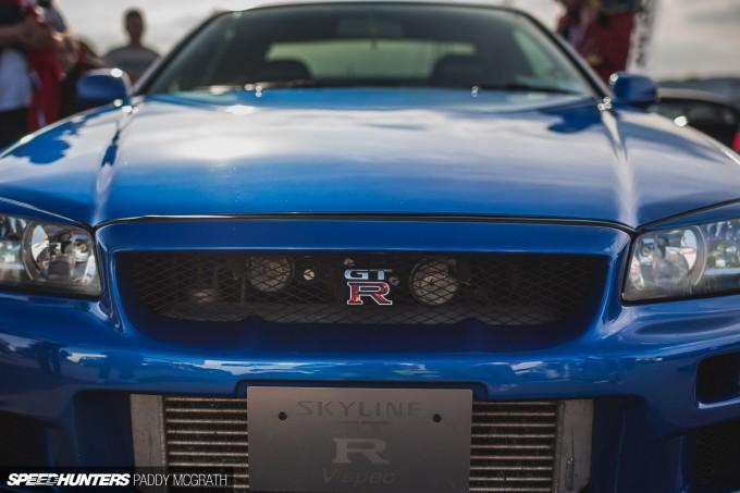 2015 Nissan R34 GT-R Domnic Kelly by Paddy McGrath-4