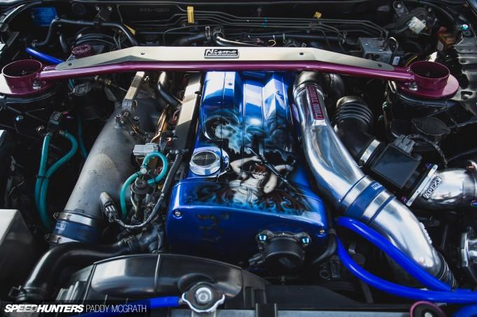 2015 Nissan R34 GT-R Domnic Kelly by Paddy McGrath-6
