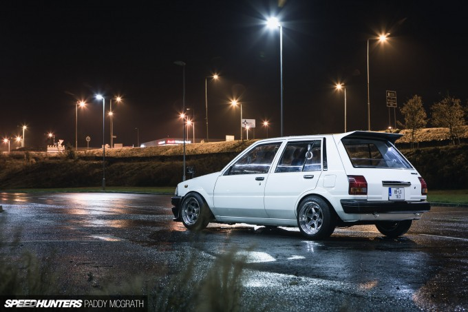 2015 Toyota Starlet EP70 by Paddy McGrath-16