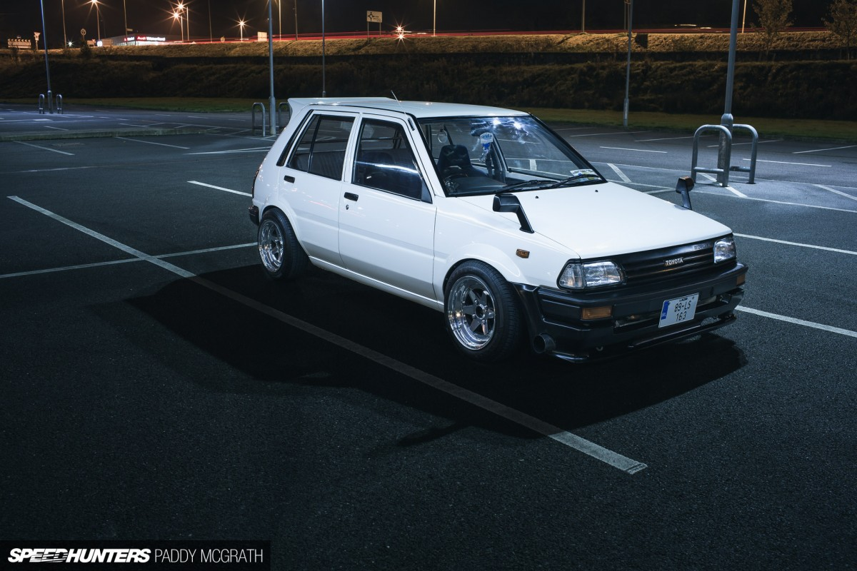 Go your own way a boxy starlet with attitude speedhunters for Install consul