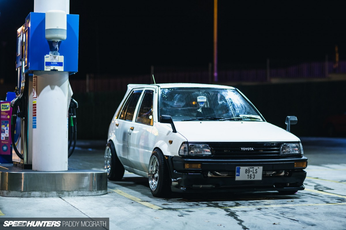 Go Your Own Way A Boxy Starlet With Attitude Speedhunters