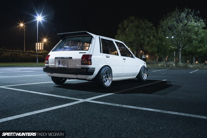 2015 Toyota Starlet EP70 by Paddy McGrath-8