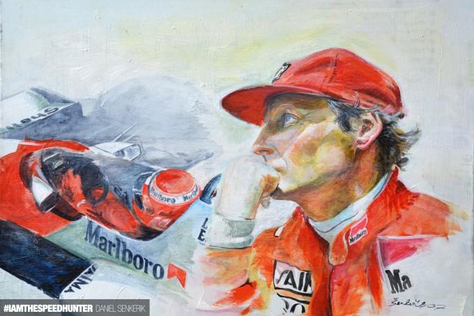 Daniel Senkerik Painting