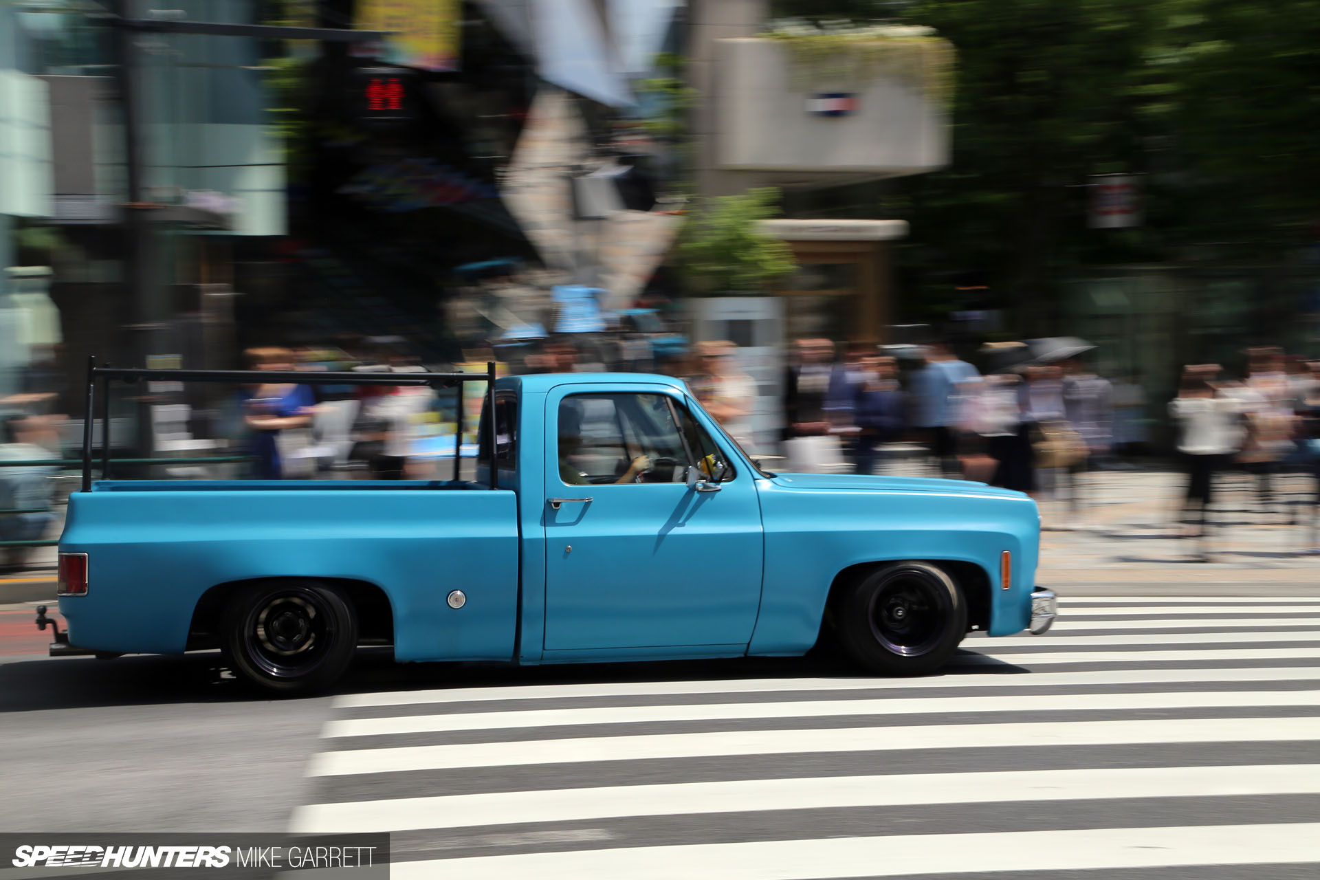 The Shakotan Gmc Pickup Speedhunters