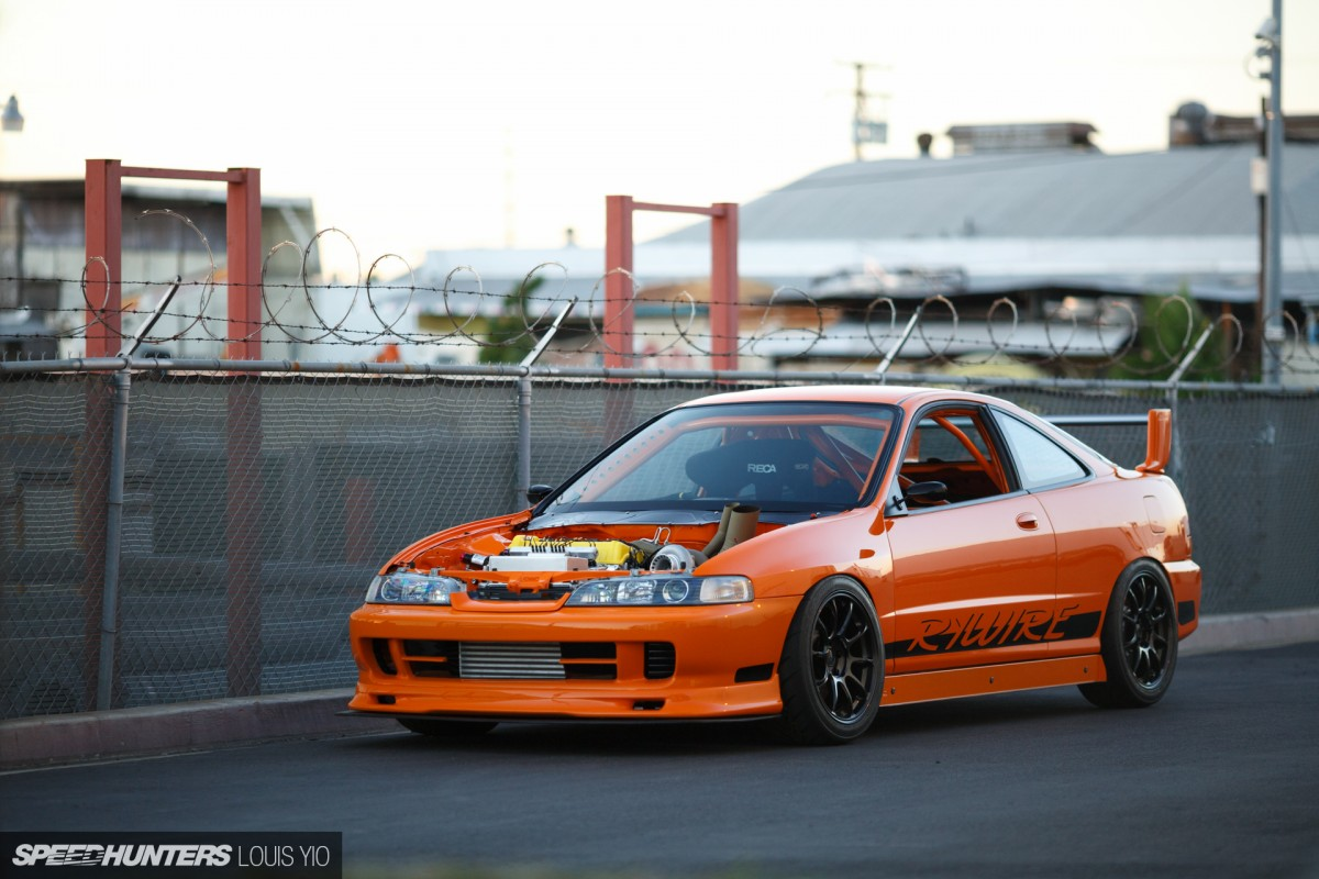 Type R Meets Porsche The Ultimate Integra Speedhunters Dc2 Wiring Harness Louis Yio Rywire 0023