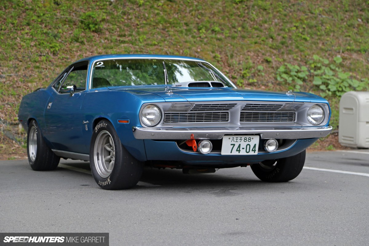 2015 Dodge Barracuda >> Circuit Shaker: A 'Cuda From Japan - Speedhunters