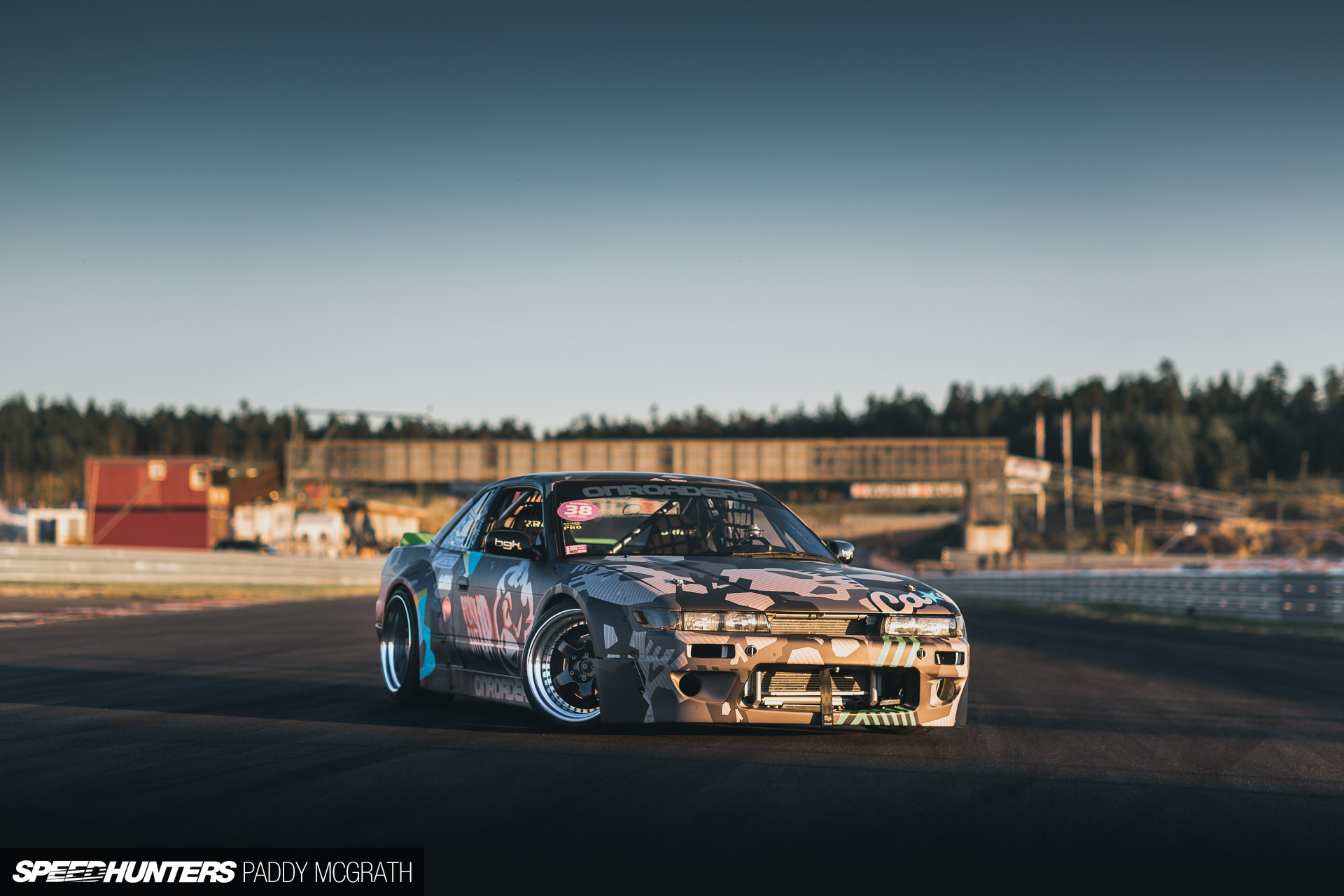 Simple Is Deceptive The Perfect Drift Car Recipe