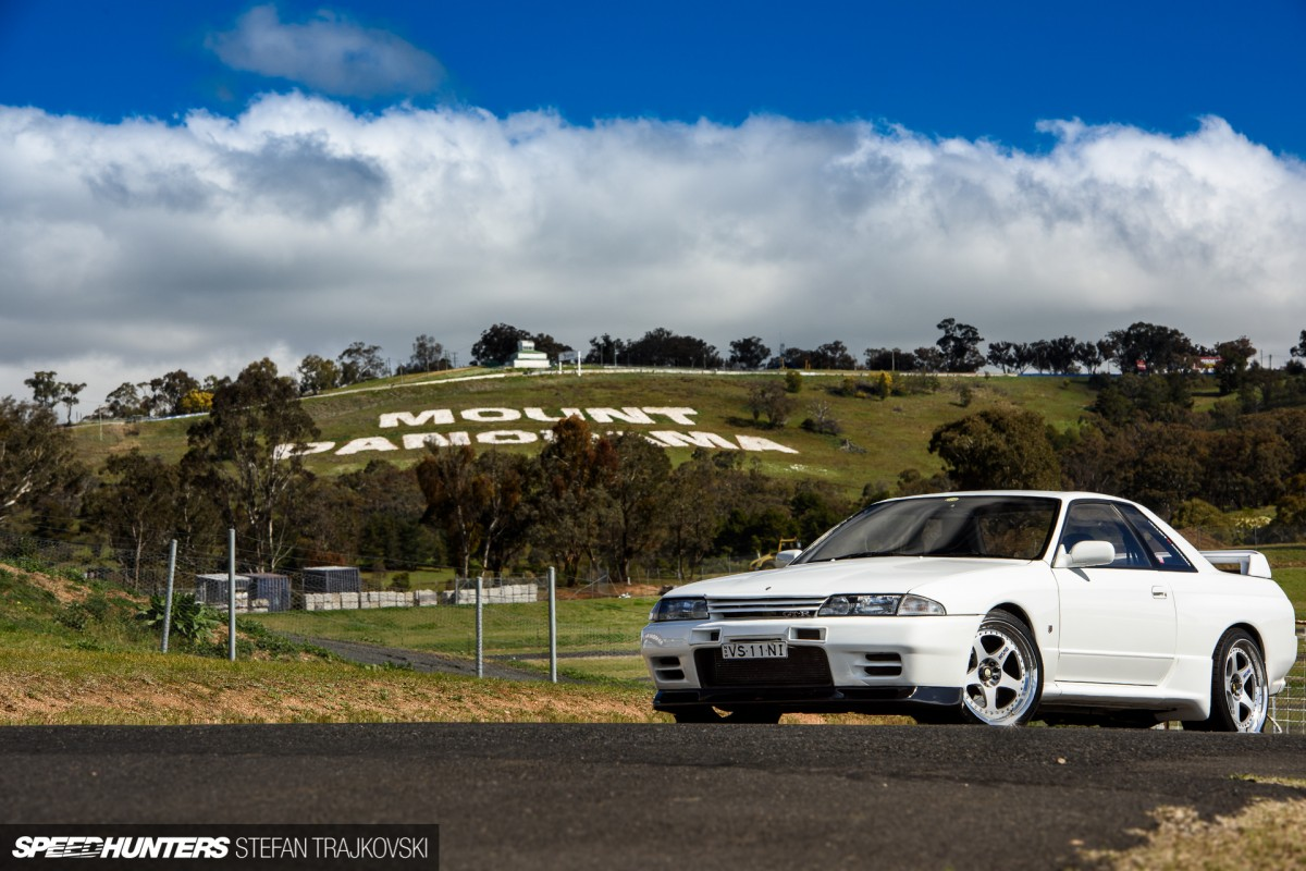 King Of The Mountain: The Rarest GT-R Of Them All