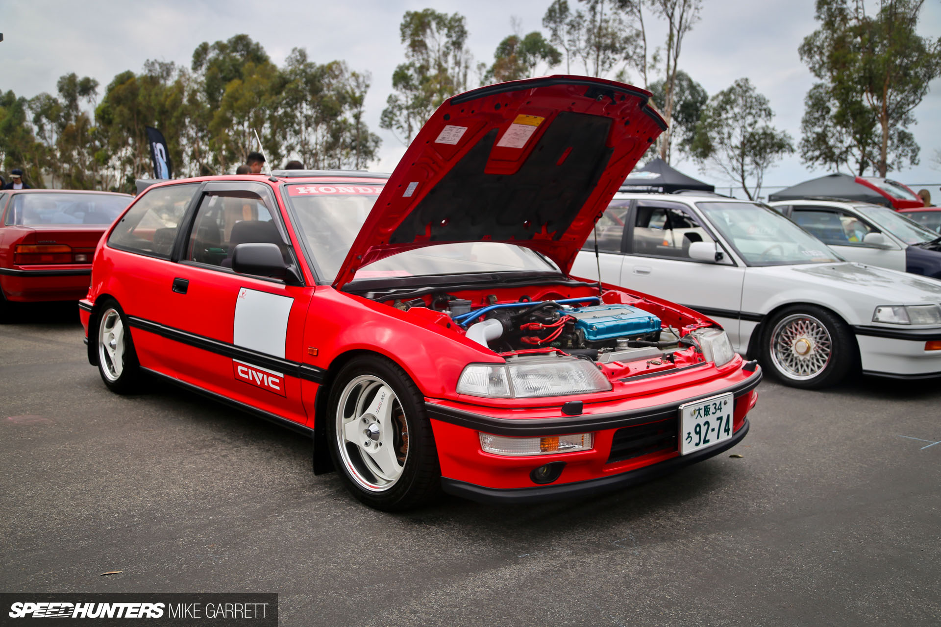 Vtec Throwback A Period Correct Ef Civic Speedhunters