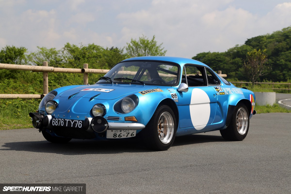 Banzai Attack With A Vintage Rally Car - Speedhunters