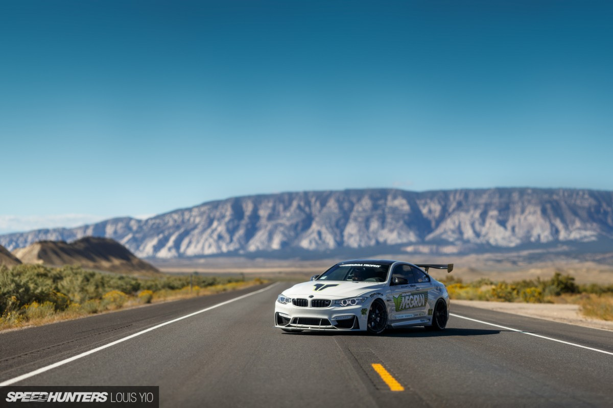 An M4 Built For The Open Road
