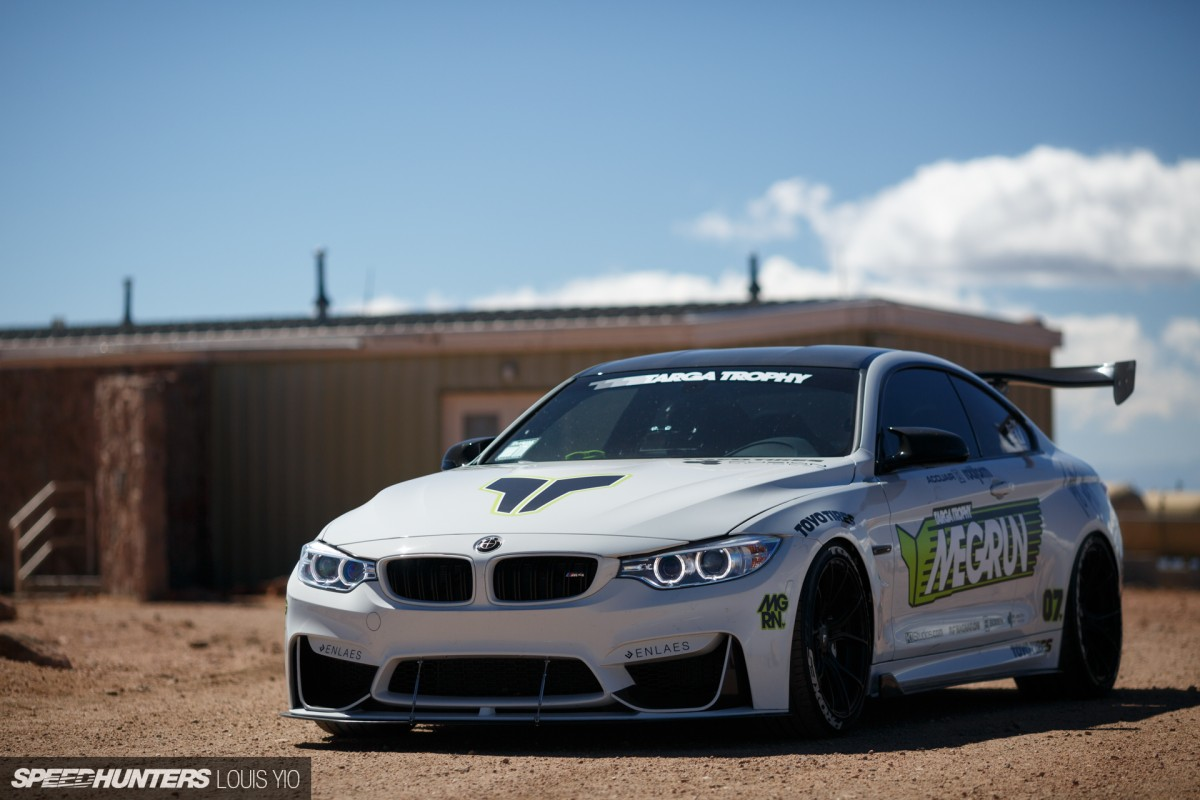 An M4 Built For The Open Road Speedhunters