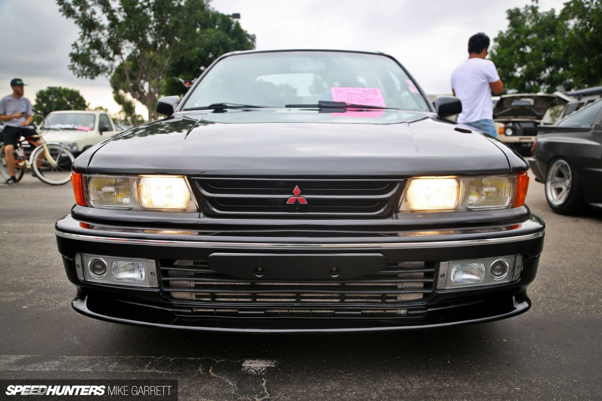 Mitsubishi Galant 2015 >> Galant VR-4: Father Of The Evo - Speedhunters
