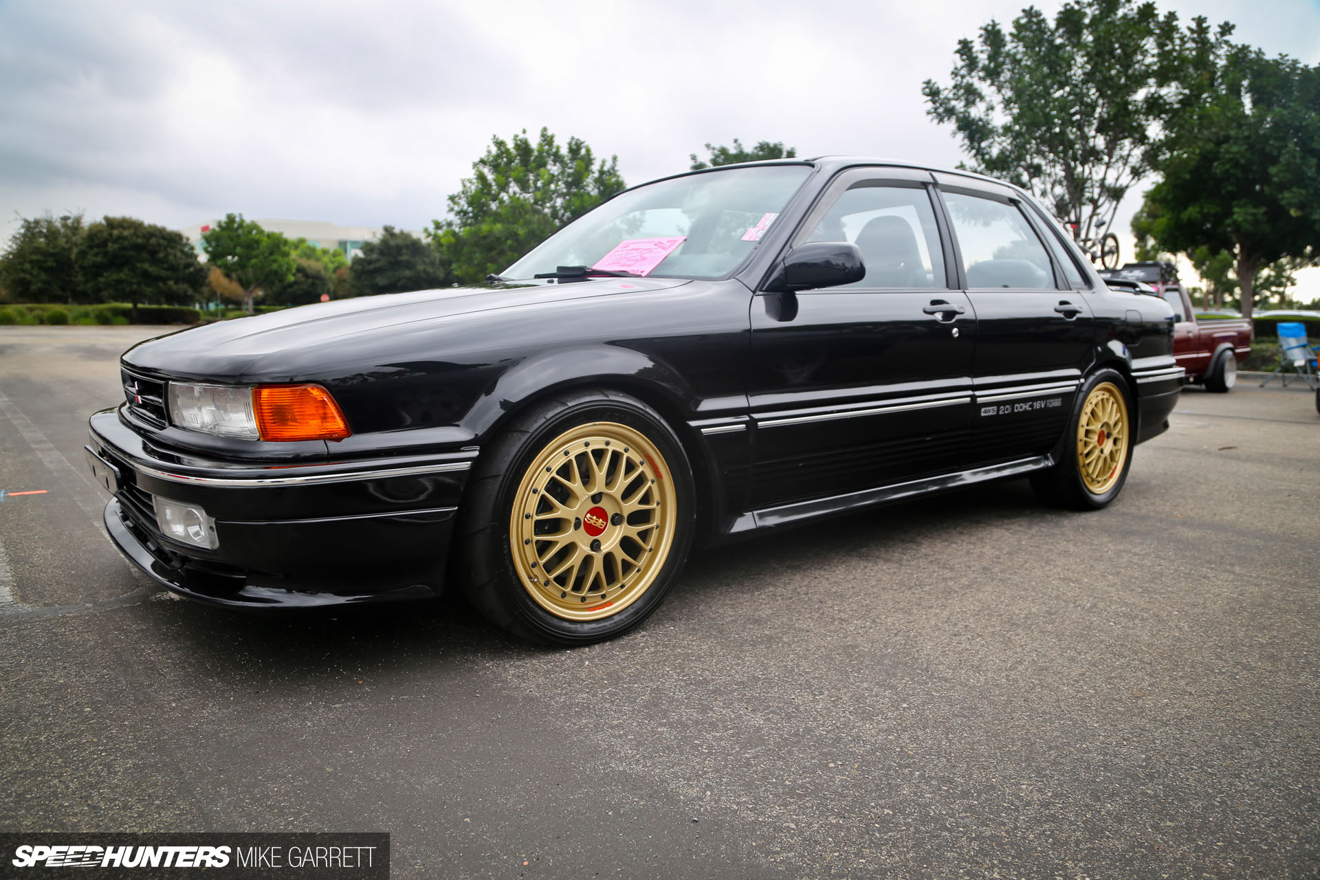 2015 Mitsubishi Galant >> Galant VR-4: Father Of The Evo - Speedhunters