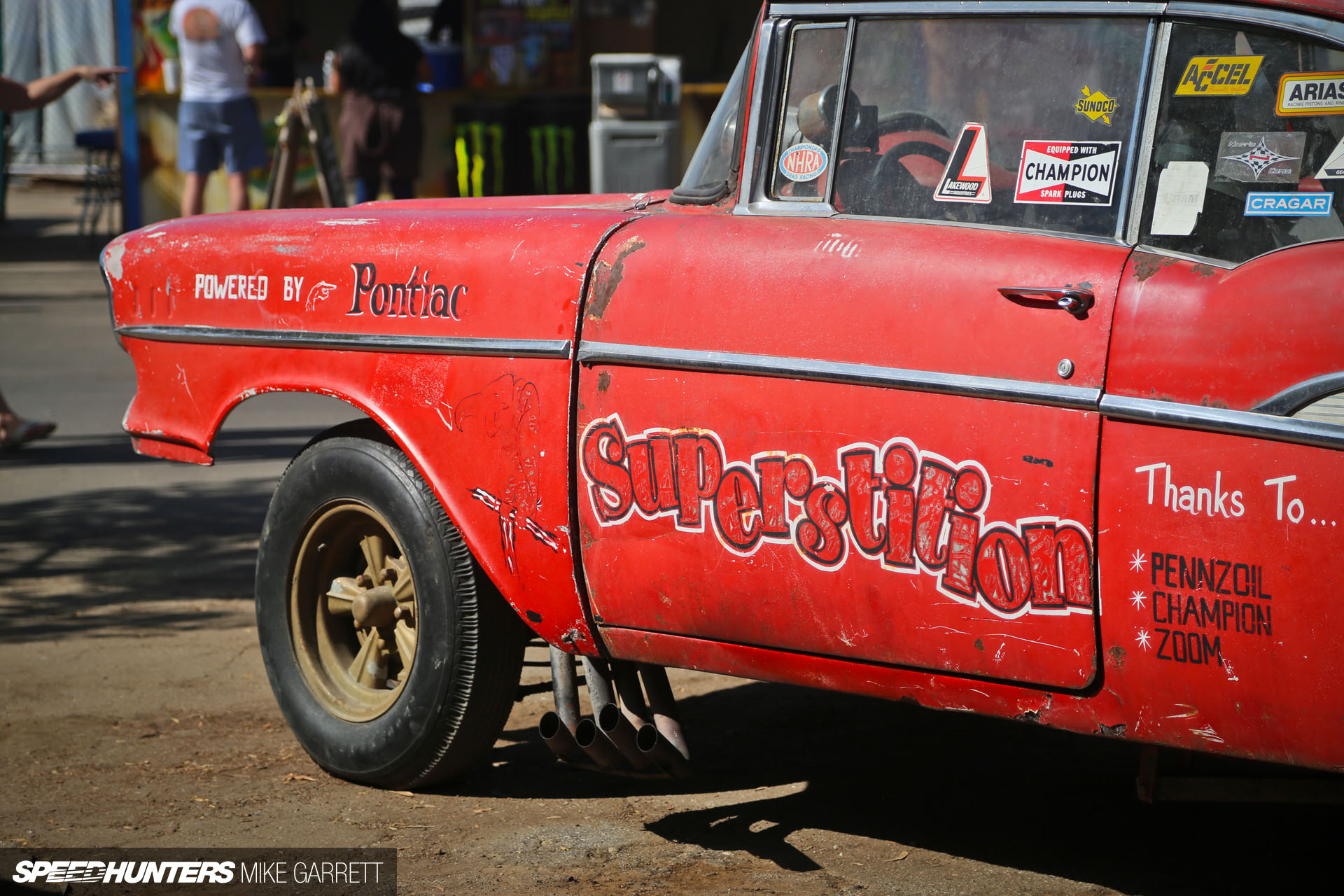 The Barn Find Racer Speedhunters