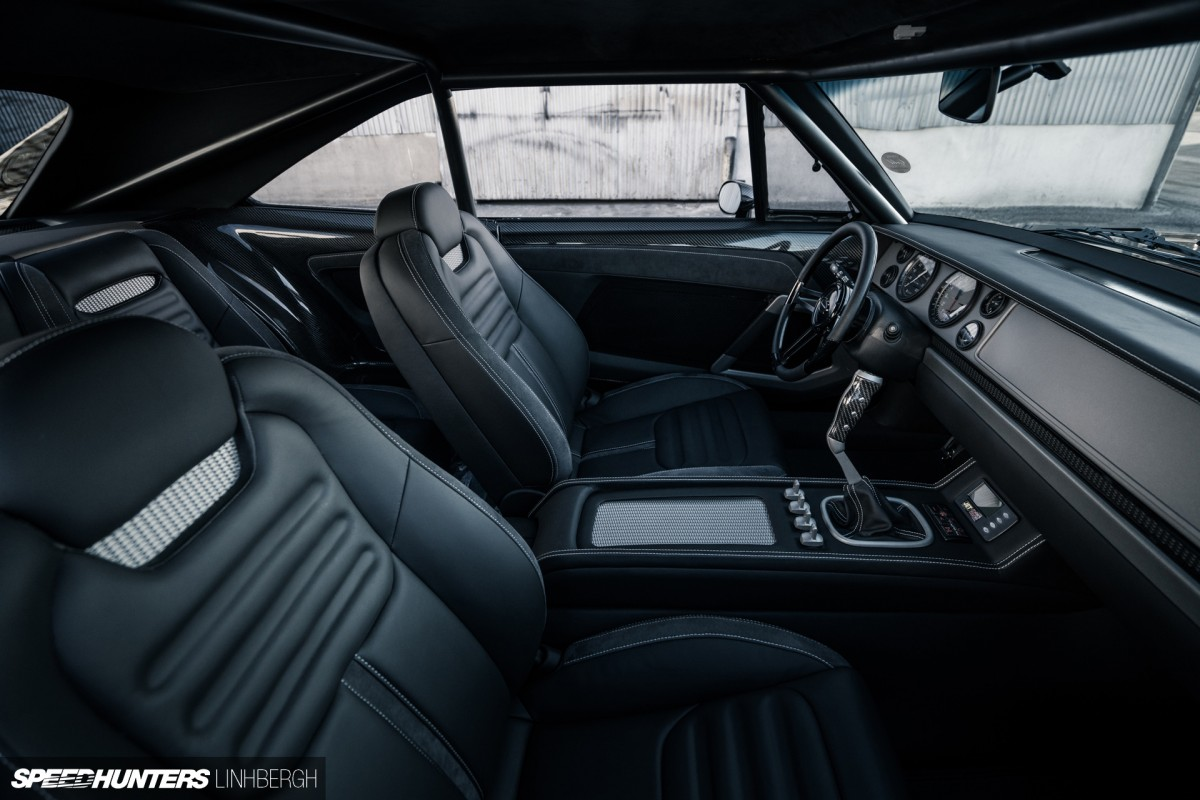 1969 Dodge Charger Custom Interior 84607 Timehd