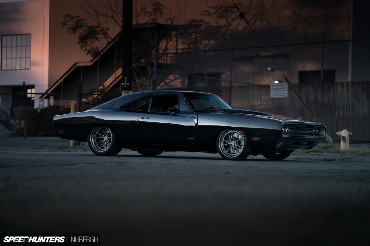 When Muscle Car Meets Hypercar: The Tantrum Charger - Speedhunters