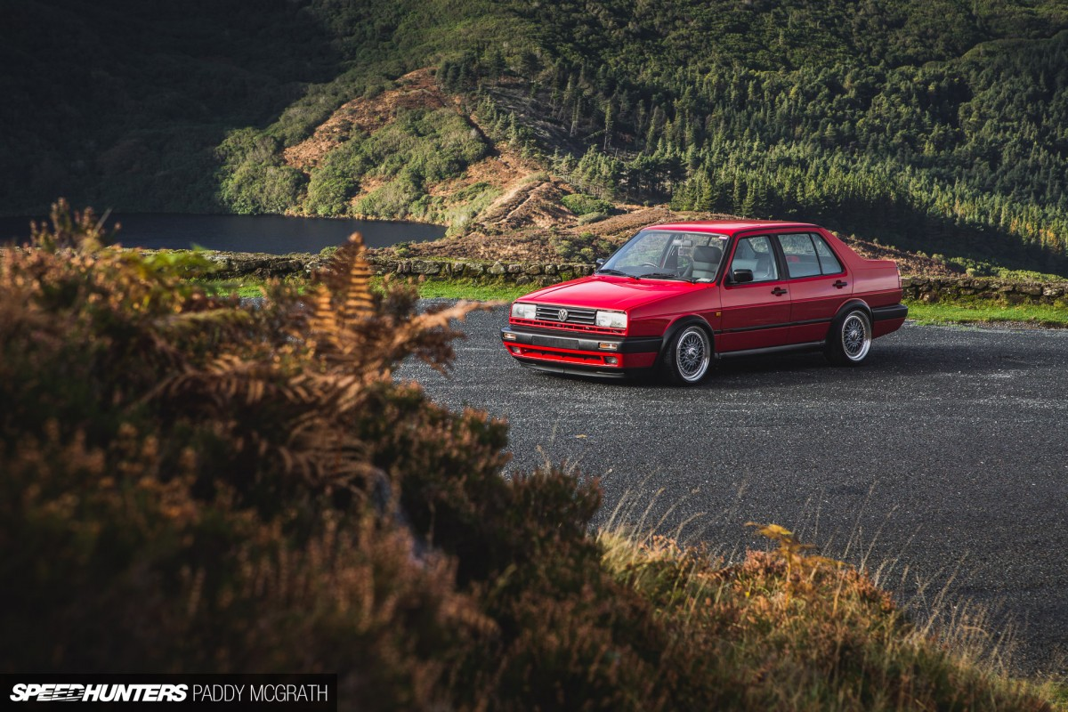 Patience Is A ViRtue: A Supercharged Jetta MkII