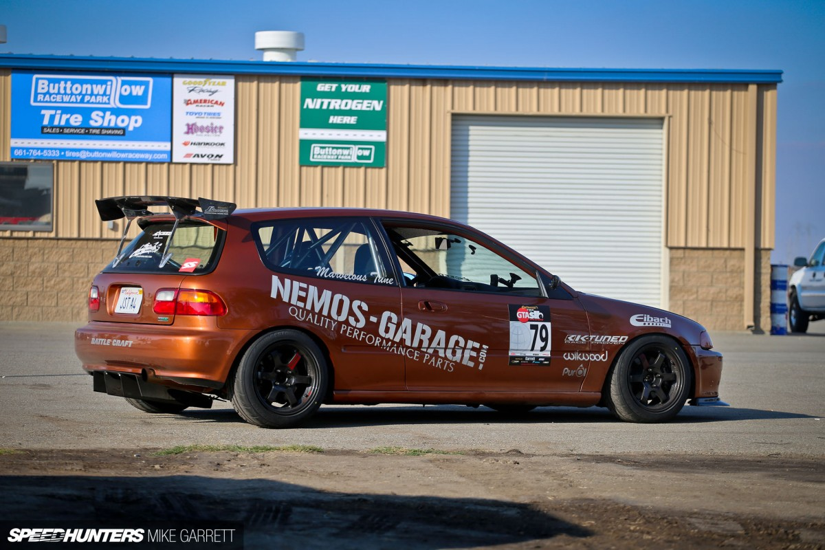 How To Build A Time Attack Civic