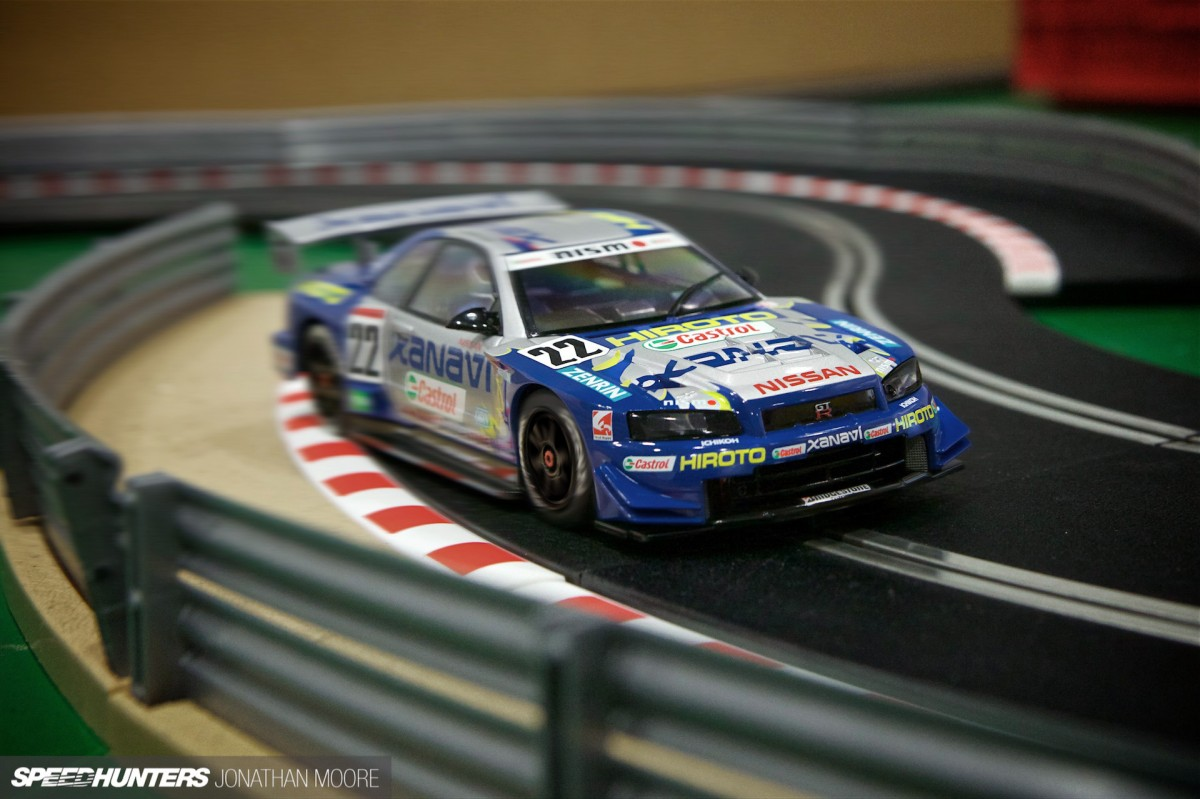 Finger On The Trigger: Getting Down With Scalextric